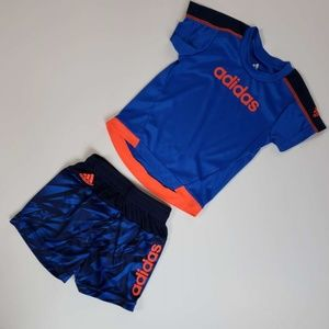 ADIDAS baby boys active weat set!
